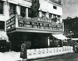 Madison Theater: Peoria, IL. 1920's Product Promotion