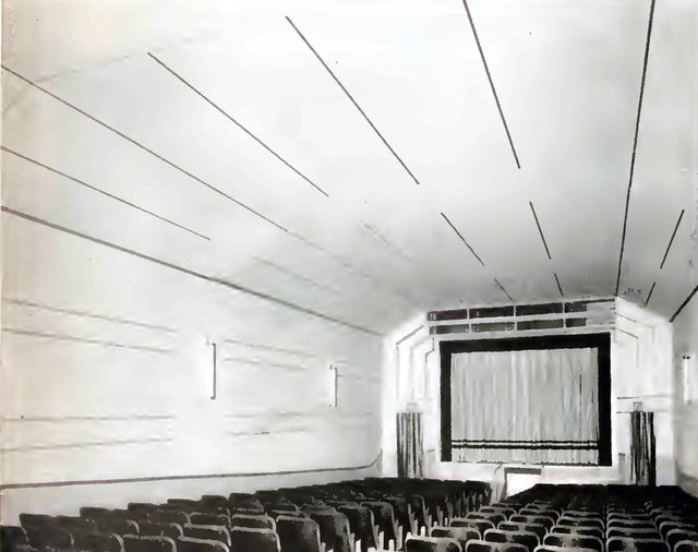 SANBORN Theatre; Sanborn, Minnesota.