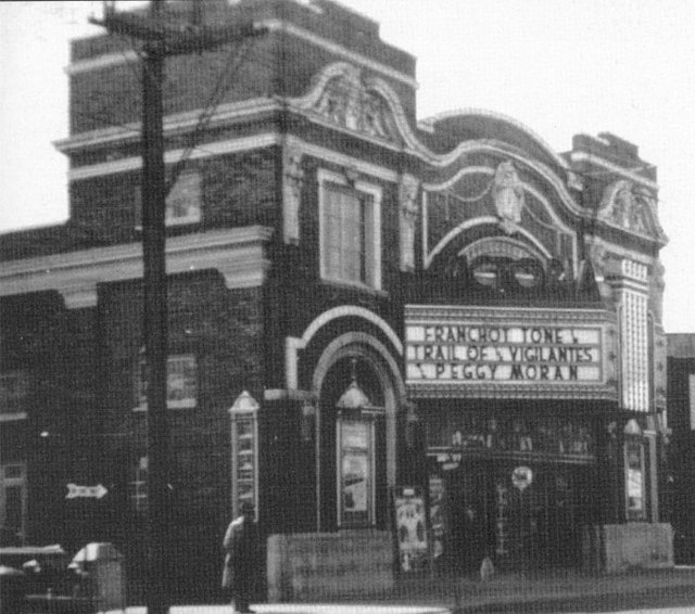 Victoria Theater, Camden NJ