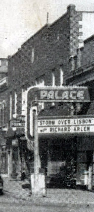 PALACE Theatre; Wolcott, New York.