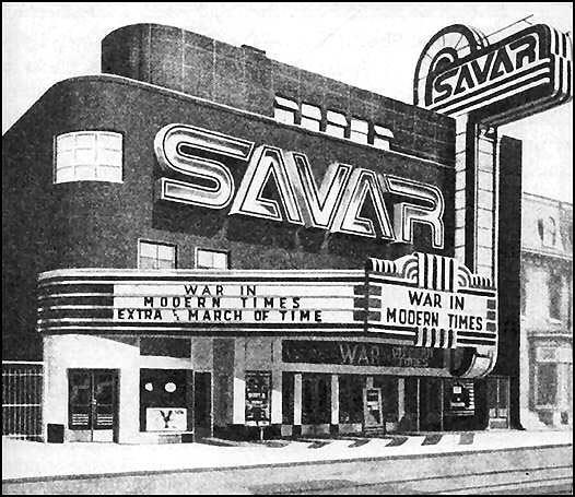 Savar Theater