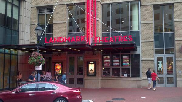 Landmark Theaters Harbor East