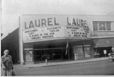 Laurel Theater, Bridgeton NJ