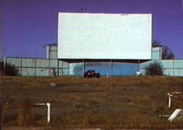 Asher drive-in 1989