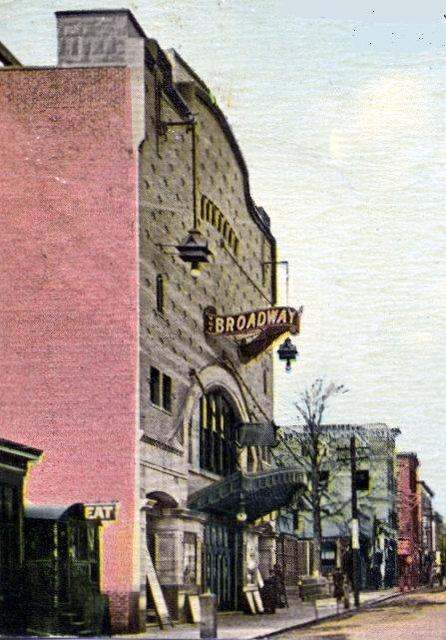 BROADWAY Theatre; Lawrence, Massachusetts.