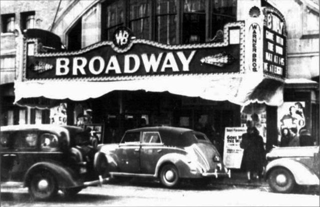 BROADWAY Theatre; Lawrence, Massachusetts.