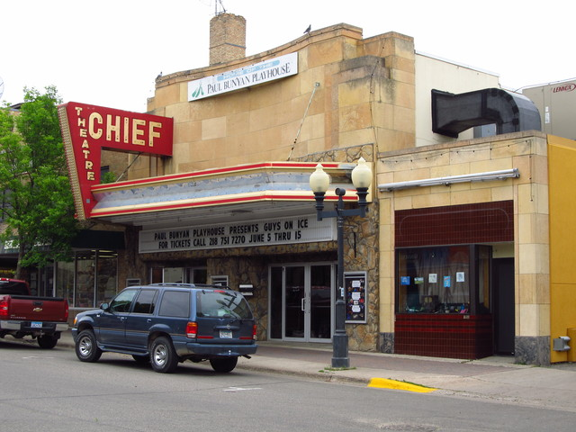 Former Chief Theatre