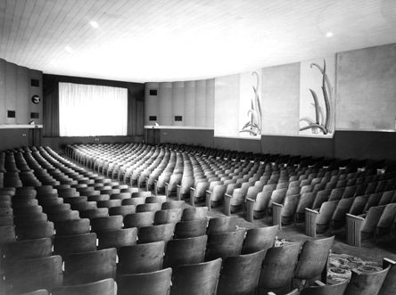 Agnew Theater, Oklahoma City - Auditorium