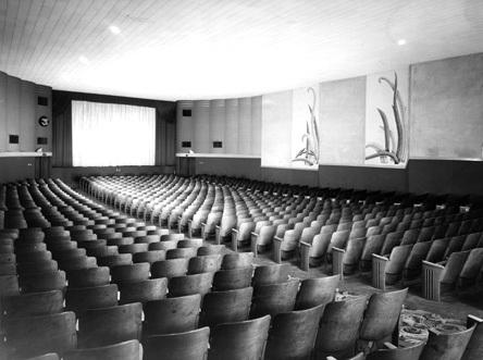 Agnew Theater, Oklahoma City - Auditorium