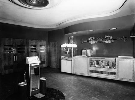Agnew Theatre, Oklahoma City, Lobby