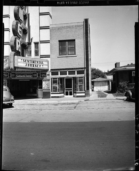 Tower Theatre, Oklahoma City - 1940's