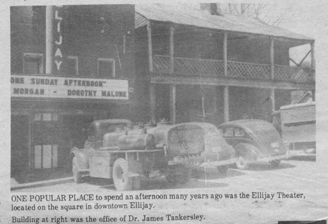 Vintage Ellijay Theater