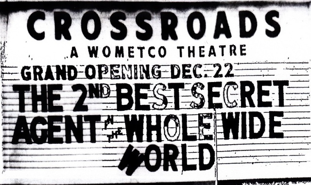 Crossroads Theatre, St. Petersburg, FL