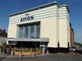 Avion Super Cinema