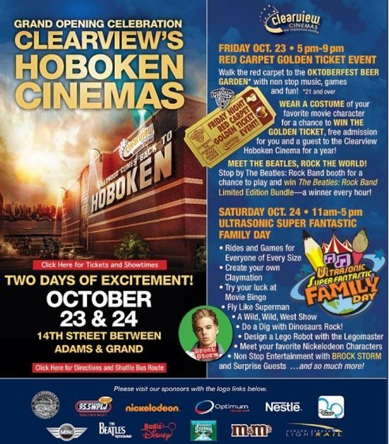 Hoboken Cinemas