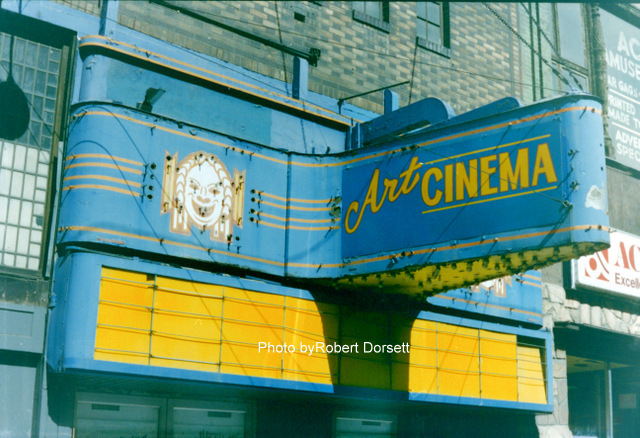 Old Art Cinema