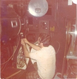 Stan Baker, Projectionist Star Theater
