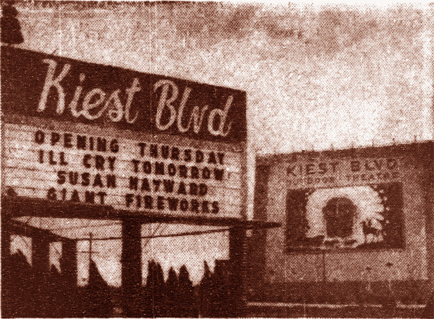 Kiest Grand Opening 5-23-1956