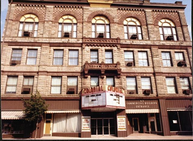 exterior Sorg Opera House   c1990