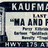 An ad for the Kaufman