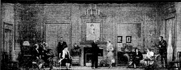 The Little Theatre was a live playhouse in 1930