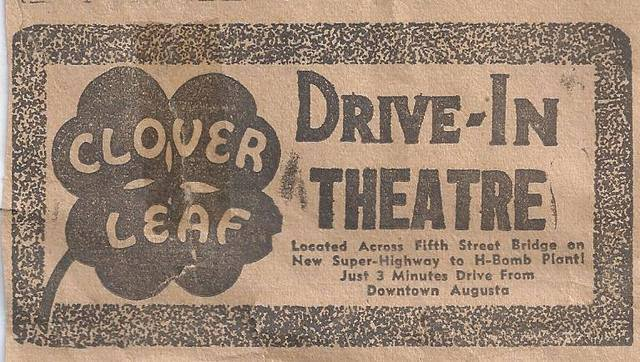 Clover-Leaf Drive-In