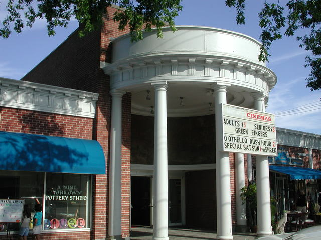 Old Saybrook Cinema - 2001
