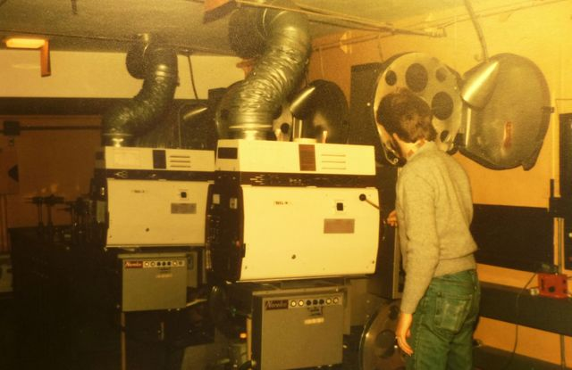 Projection Room