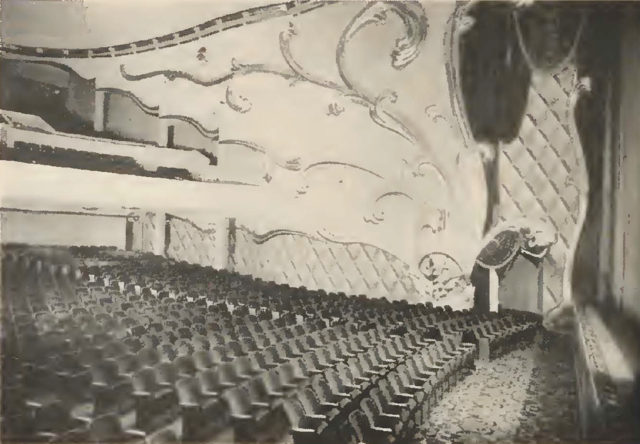 Fox Interior in 1955
