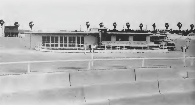 Corpus Drive-In with converted concession stand