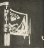 Night shot as Corpus DI in 1955