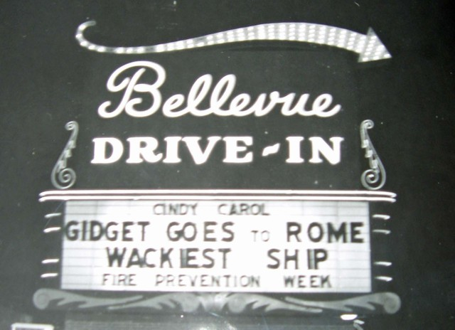 Bellvue Sign