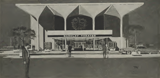 Barclay Square II