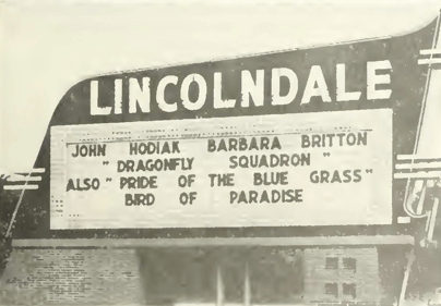 Lincolndale Drive In