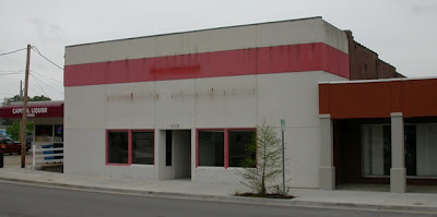 DUNKLIN (SOUTHSIDE) Theatre; Jefferson City, Missouri.