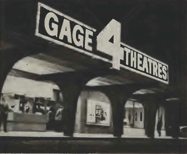 Gage 4 Theaters