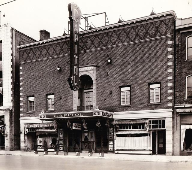 Capitol Theatre 1930