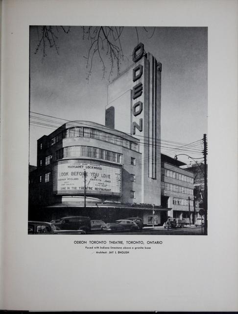 Odeon Carlton Exterior