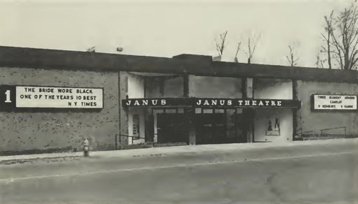 janus theatres in greensboro nc cinema treasures