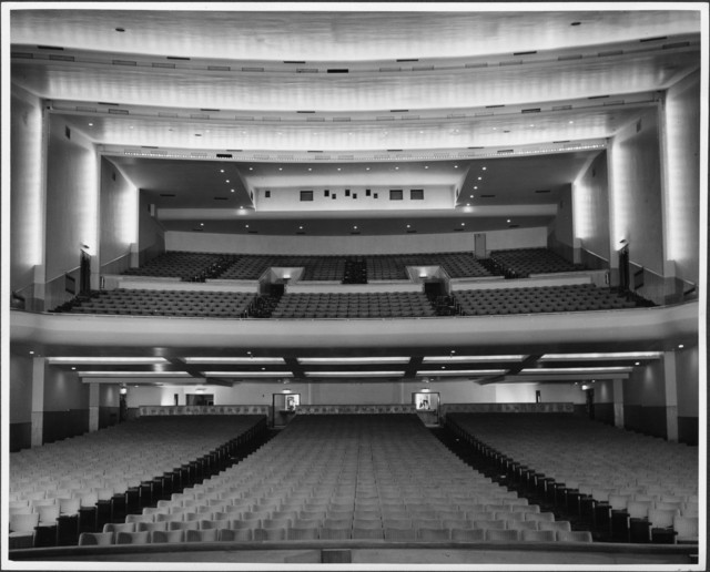 Odeon Auditorium from the stage