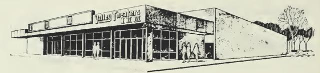 Valley 3 Theatres