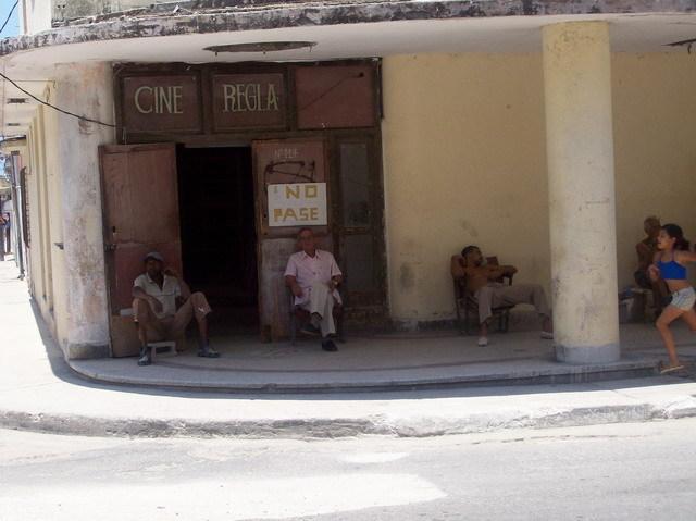 Cine Teatro Regla