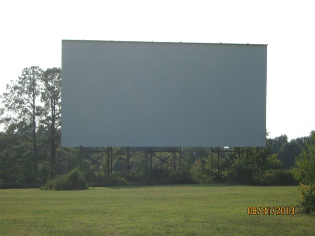 Screen for Gaston Drive In