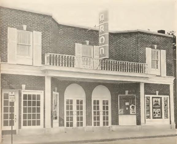 Aron Theatre