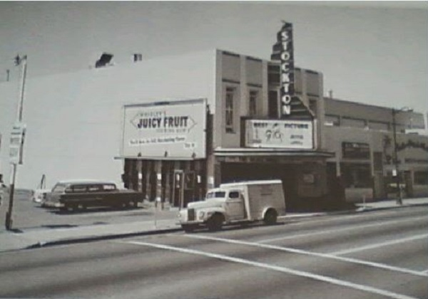 50's, many years before the addition. In the 70's the building was enlarged and 3 screens added.