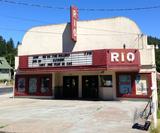 Rio Theater, Monte Rio, California - 2013