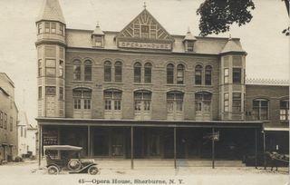 Sherburne Opera House
