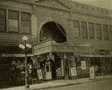 New Polk Theatre, San Francisco, California, 1917