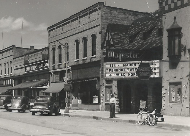 Main Street  DePere, WI