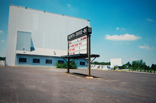 North Twin Drive in, Jennings, Missouri, 1999